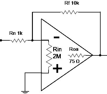 ua741-inverter-stage