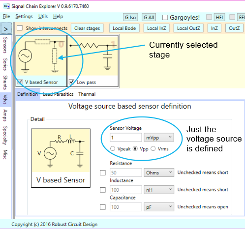 sensor-stage